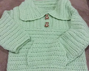 Boys sweater