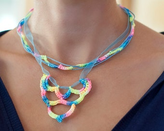 NECKLACE RAINBOW