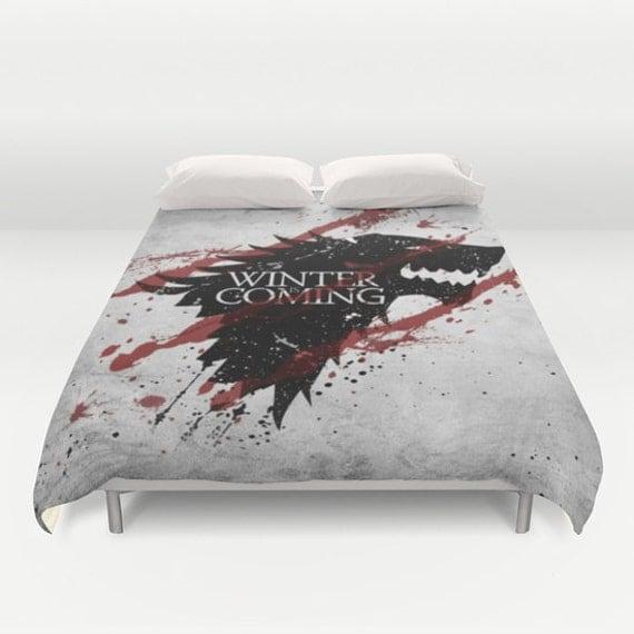 game of thrones bettwasche. Black Bedroom Furniture Sets. Home Design Ideas