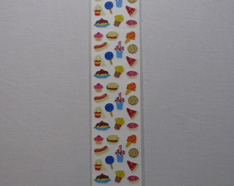 Food Scrapbooking Stickers