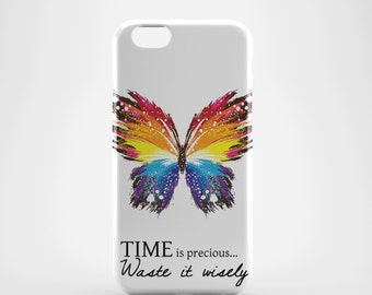 Butterfly Phone case,  Phone case,  iPhone X Case, iPhone 8 case,  iPhone 6s,  iPhone 7 Plus, iPhone 5 Case, SS124b1