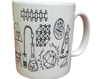 The Laboratory Educational Mug