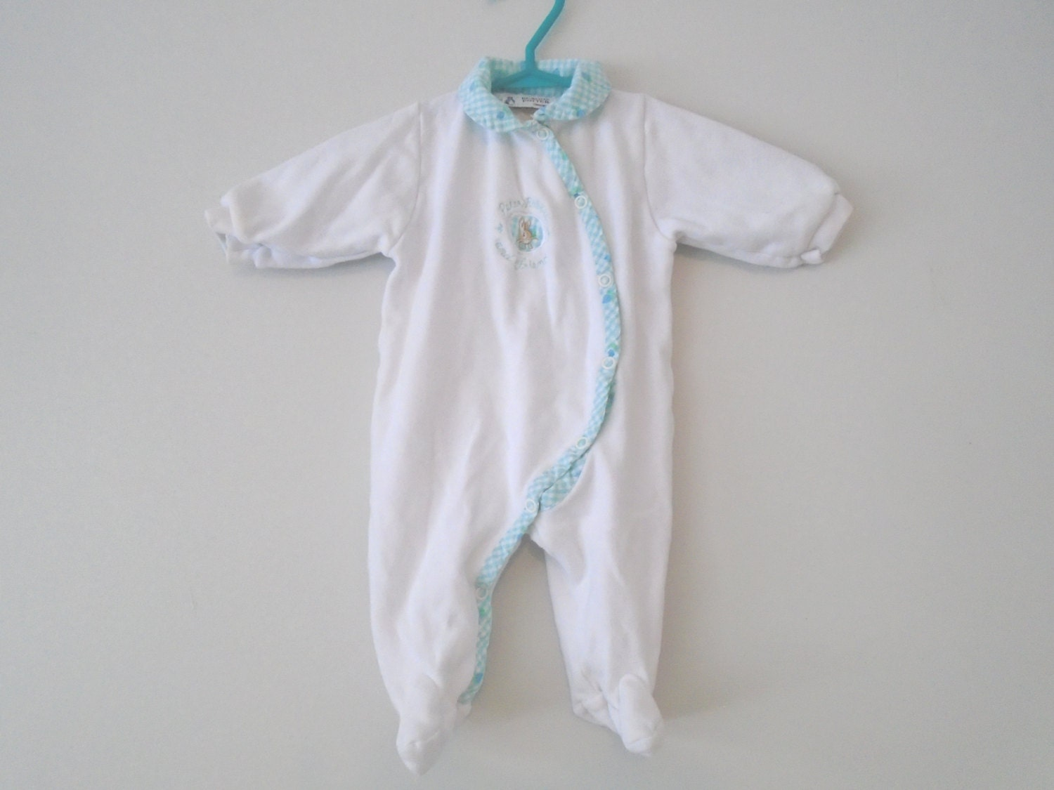 vintage baby clothes beatrix potter by