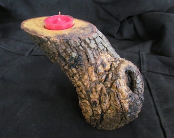 Arched Branch Candle Holder