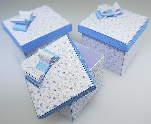 Decorative Hat Boxes Uk : Th scale miniature hat box trio kit by thecraftpackcompany