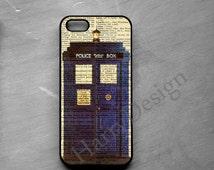 Dr Who Tardis iPhone iPhone SE case , iPhone 6s Plus case,iPhone 5s/5c/4s case,Samsung Galaxy S7/edge case, S6/S4/S3 Case,Note 5 / edge case