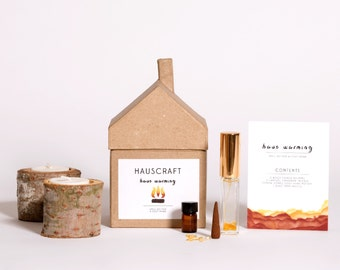 HAUSWARMING Spell Kit for A Cozy Home