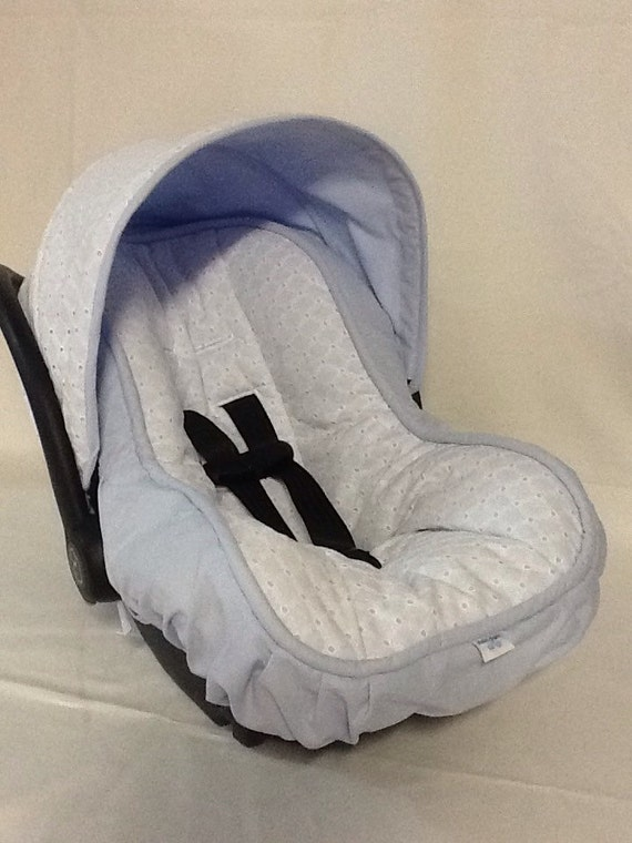 infant car seat liner