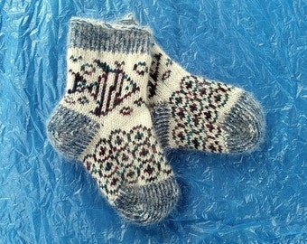 children wool socks (4)