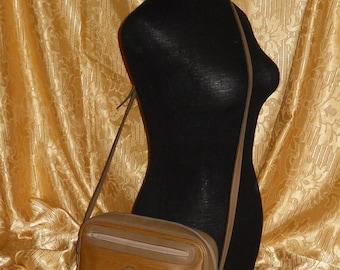 Genuine Yves Saint Laurent bag /  vintage 70's
