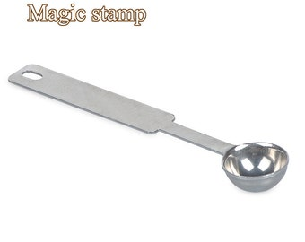 Hot sale ---1 Pcs  Wax Seal Stamp Spoon