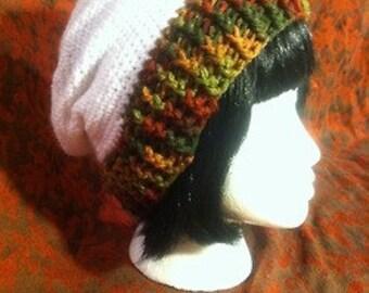 Autumn Slouch Beanie