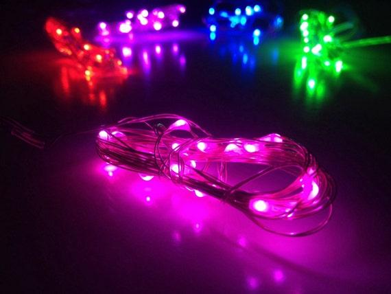 costume lights light up clothing led lights by electriccrowns. Black Bedroom Furniture Sets. Home Design Ideas