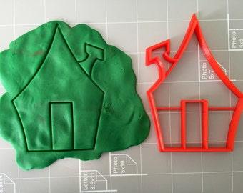 Magic House Cookie Cutter