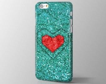 Legend of Zelda Inspired Heart iPhone 7 case Zelda heart iPhone 6s case Sparkle iPhone 6s Plus case Sparkle iphone 7 plus case iPhone case