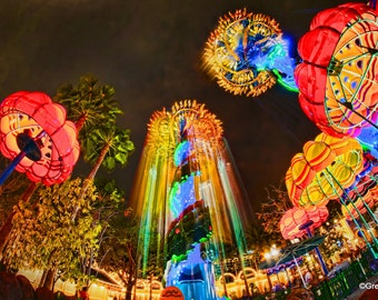 Disney California Adventure Jumpin' Jellyfish