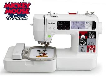 disney sewing machine se270d