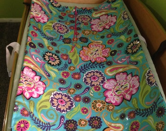 oversized travel changing pad