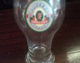 Beer Glass Fosters Special Bitter
