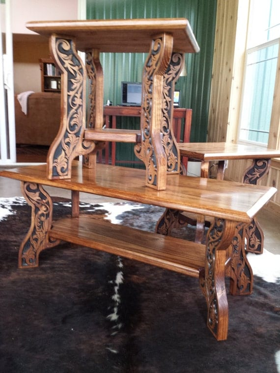 Coffee Table And End Table Decor