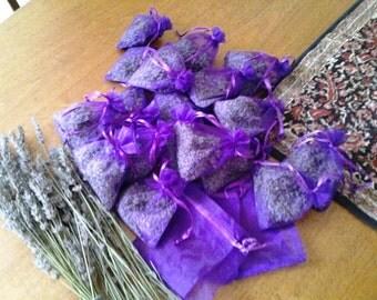3 Lavender bags