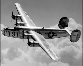 24x36 Poster; B-24 Liberator P1