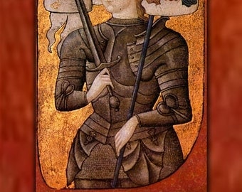 24x36 Poster; Joan Of Arc