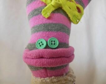 Sock Creature - Lucy
