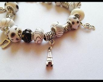 Pandora style european bracelet
