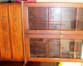 Antique Cupboard, 2 parts