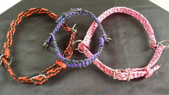 Horse tack paracord bit less side pull by for Paracord horse bridle