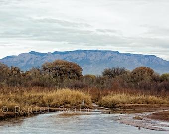 Sandia Mountains, Landscape Photography, Nature Photography, Rustic Western Art, Mountains, New Mexico, Fine Art Photography