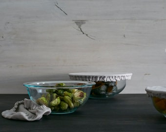 Food Preserver Bowl Toppers