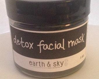 Detox Facial Mask
