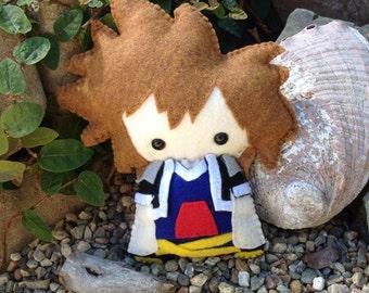 Kingdom Hearts: Sora