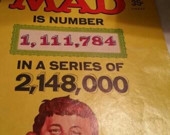 Mad Magazine December 1968 no. 123