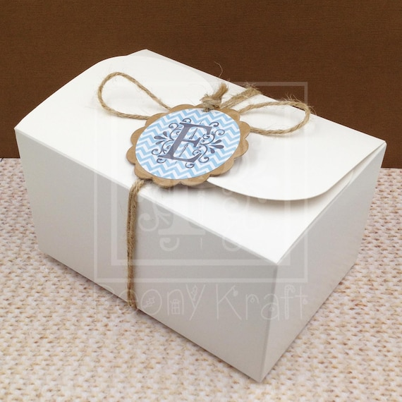 Wedding Favor Boxes For Cookies : ... Tags, Party Gift Boxes, Holiday Gift Boxes, Cookie Boxes, White Boxes