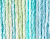 Lily Sugar'n Cream STRIPES Country 100% Cotton Yarn