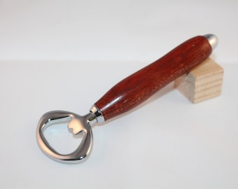 Wooden Handle Bottle Opener - FREE SHIPPING!