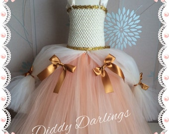 Pocahontas Ball Gown. Pocahontas Tutu Dress Inspired Handmade Dress.All Sizes Fully Customised. Prom Bridesmaid Special Fancy Dress