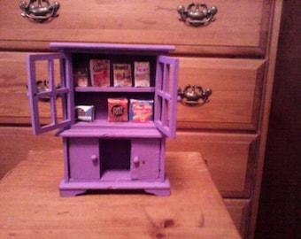 Miniature Kitchen Cabinet