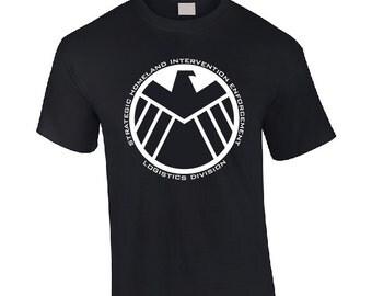 S.H.I.E.L.D. Graphic T-Shirt