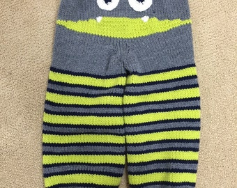 Pants: Monster Bottoms for baby