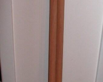 """1"""" Cherry Dowel Rod"""