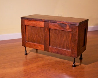 Small Storage Chest or Trunk