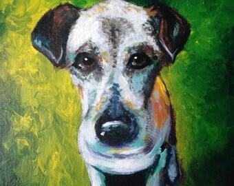 Custom Pet Portrait 35.6cm x 45.7cm