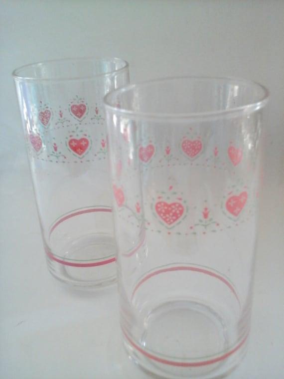 Corelle Drinking Glasses