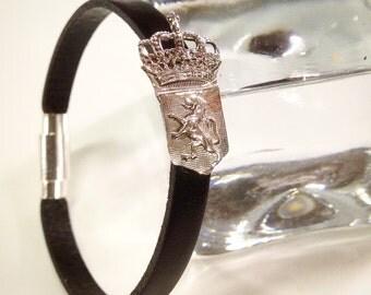 Royal Crest bracelet in Silver 925 ‰