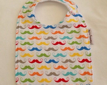 Mini Moustaches - Multicolour