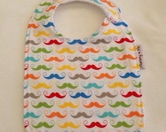 Mini Moustaches - Multicolour